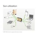 Alimentation autonome Générateur de Courant Portable et léger JENNY 1200 -