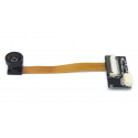 Module de caméra USB HBVCAM à mise au point fixe haute résolution objectif fisheye 5MP module de caméra cmos OV5640