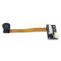 Module de caméra cmos USB HBVCAM à mise au point fixe haute résolution objectif fisheye 5MP