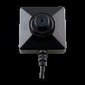 Mini Caméra analogique BU-19 bouton Renforcé cable CCD