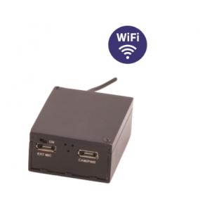 GEM-WIFI Store, enregistrement audio et vidéo dissimulé à long terme, diffusion en continu + diffusion en direct via Wi-Fi