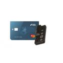 GEM-CARD RF - Enregistreur Format Carte avec Transmission numérique en direct et enregistrement simultané