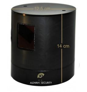 Camera motorisée Thermique LOKI-Therm Pan Tilt Zoom 640 X 512 p