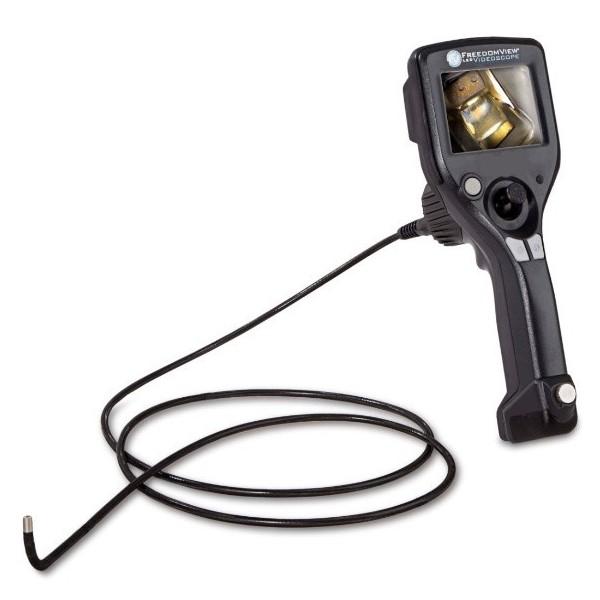 FCS680 Endoscope Flexible pour Police / Armée contrôlé par joystick, écran tactile