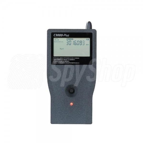 C3000 Plus - Detecteur portable multi-fonctions sans fil