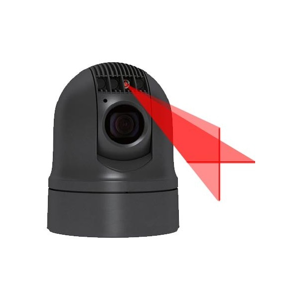 Caméra dôme PTZ VH36 LASER AVEC LASER DE POINTAGE