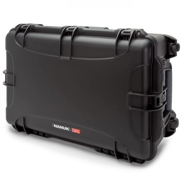 NANUK 963 - Protective Case IP67 / Secure Transport