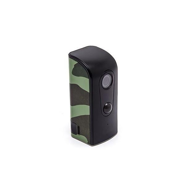 IPW-PIR Mini caméra WiFi audio / vidéo longue autonomie avec détecteur de présence PIR et vision nocturne protection IP65