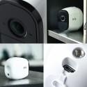 Caméra de sécurité sans fil video HD detecteur de mouvement