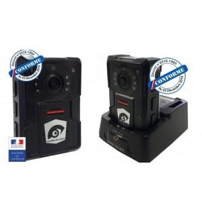DS-MH4172I/2T Caméra piéton docstation Allwan Sécurity