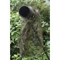 Filet de camouflage pour limiter le bruit de votre appareil pour vos missions en pleine nature