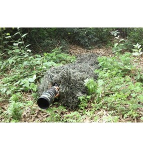 Ghillie SABLE Couverture de camouflage