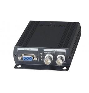 MULTICONV-HD - Convertisseur multi signaux vidéo vers HDMI et VGA