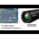 Camera de Surveillance Lecteur de plaques d'immatriculationLongue portée SX800 Fujifilm Zoom Optique 40x