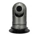 Caméra dôme PTZ avec support magnétique