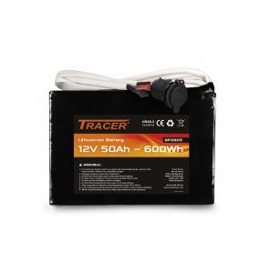 Tracer 12V 50Ah Module de batterie Li-ion