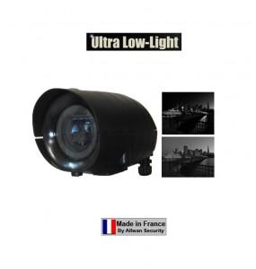 Caméra analogique N&B ULL IP66 U-910DB30X Allwan
