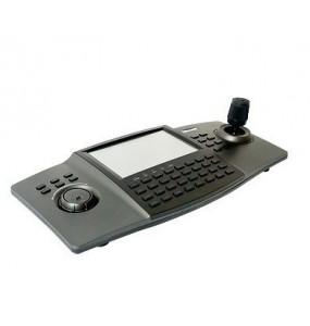 """Clavier réseau Ecran 7"""" DS-1100KI joystick pour PTZ"""