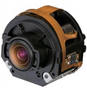 Objectif Zoom Compact 3-9 mm F / 1.2 IR Méga-Pixel DC-Iris w / Capteur Hall Objectif Zoom Compact
