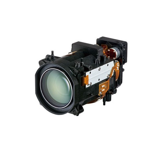 "DE005 -Objectif Zoom 3MP Format 1/1,8 "", 15-50 mm, F/1.4, gamme continue de focales"