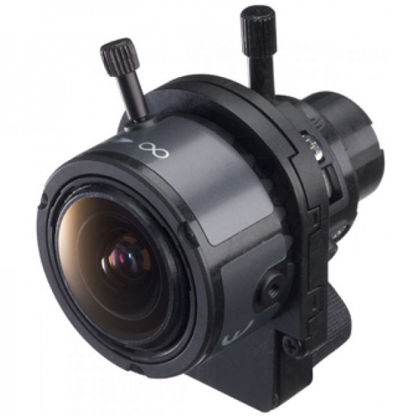 DF004 - Vari-Foral lens for high zoom mini dome camera