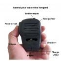 Alternat-BT Wireless Bluetooth Microphone PTT pour Android