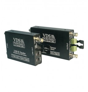 Kit de Transmission Via Câble Coaxial VDS6500