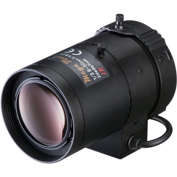 Objectif Tamron M13VG850IR 3 Megapixels IR Vari-Focal