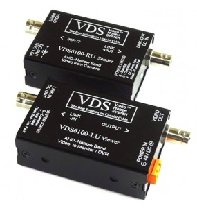 VDS6100 Transmission video par câble coaxial