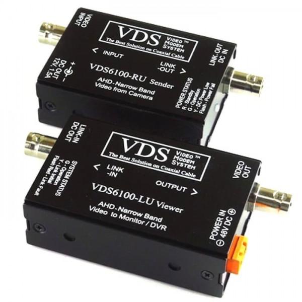 VDS6100 Transmission video par câble coaxial