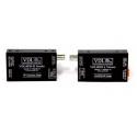 Transmission video longue distance de plus de 800m via un cable coaxial pour camera IP HD