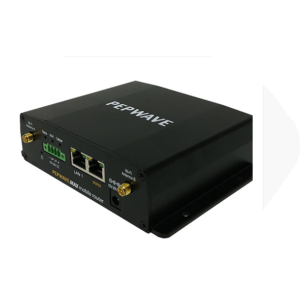 Router with 3G / 4G / LTE modem