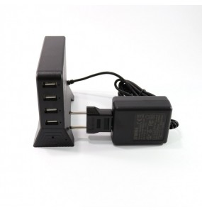 Spy DVR Lawmate PV-CS10i 1080P WI-FI / IP in a functional USB charging station
