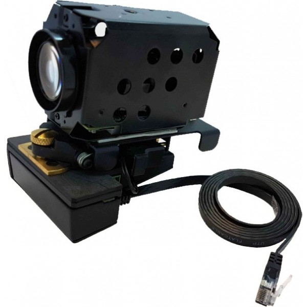 Camera de surveillance Plate-forme IP Pan Tilt Zoom pour integration MIB-18HD | ALLWAN