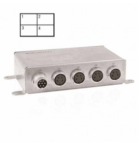 0405155 multiview box quad orlaco gestion par contact sec pour automate programmable PLC