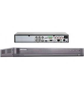DVR enregistreur video hd sur disque dur longue durée longtemps 7204HQHI/08/16 DVR CVBS/AHD/TVI/CVI