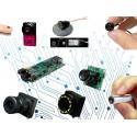 Micro caméra MISUMI inspection integrable mini camera UVC grabber USB nano misumi taiwan misumi france misumi paris