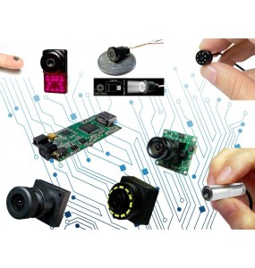 Micro caméras MISUMI mini camera UVC grabber UVC USB nano camera misumi taiwan misumi france misumi camera paris