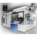 Camera controle processus centre usinage CNC fraiseuse tour CN commande numerique