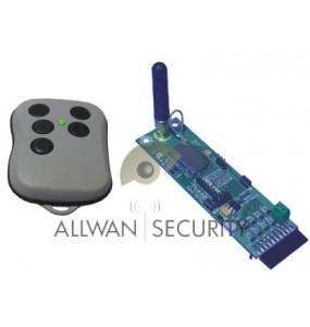 RC433ACK Télecommande bidirectionnelle 4ch et 8ch 433 868 915 Mhz