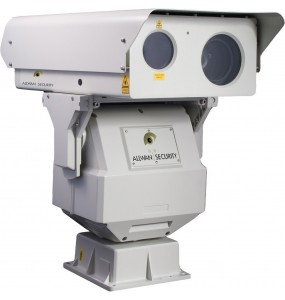 LR2000IR Extreme Long Range infrared PTZ visible HD camera up to 2000mm 60X