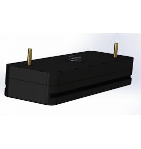 BATLI-FPV7 Batterie amovible lithium rechargeable pour transmetteur video 4G drone