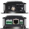 HDMI vers IP Encodeurs ONVIF H.264 & H.265 live Streaming video pour drones et IPTV