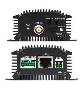DS-6701HFHI-V HD Encodeurs HDMI vers Ethernet IP RJ45 2MP 1080p@25fps HIKVISION