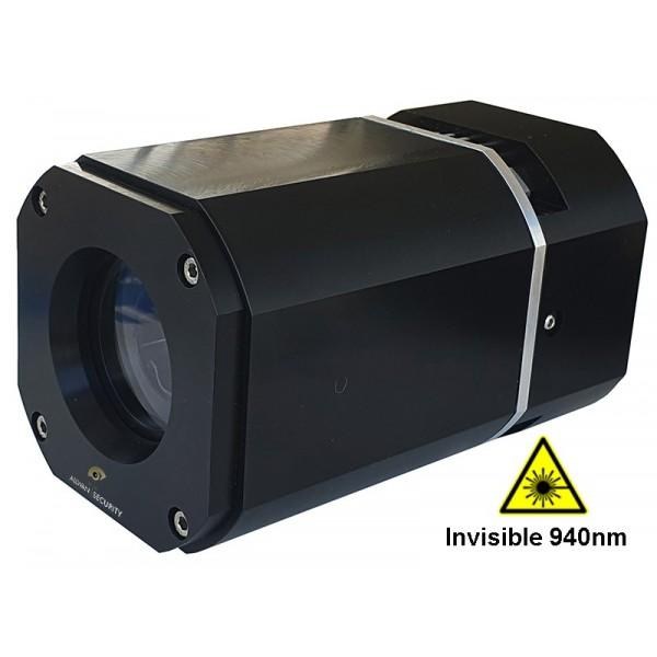 Illuminateur IR Porjecteur laser 940 nm IP66