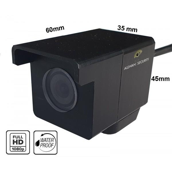 Micro caméra étanche discrète HD 1080p AHD TVI CVBS IP66 Sothys
