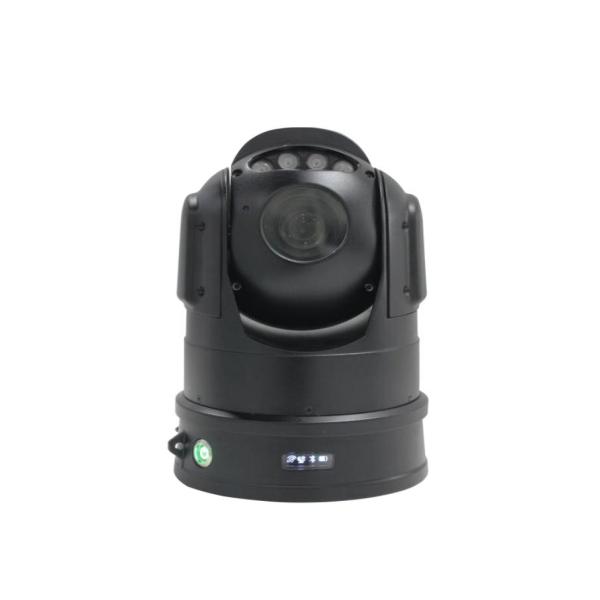 Caméra PTZ autonome mobile extérieure PTZ 4G WiFi Bluetooth sur batterie pour véhicules