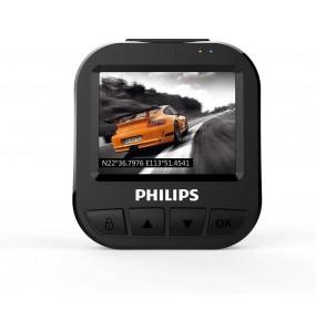 DASHCAM Caméra embarquée Philips G-sensor