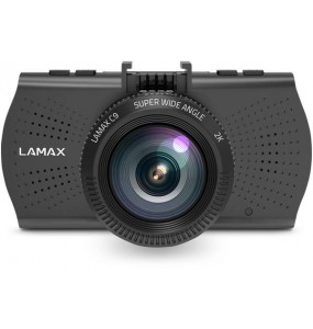 Lamax C9 DASH Camera embarquee GPS