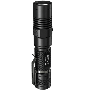 MH10 USB Rechargeable USB-C Flashlight lampe tactique